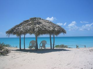 Your own private Tiki hut! - Cat Island house vacation rental photo
