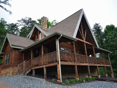 Deep Creek Mountain Lodge, 3 Bedrooms Sleeps 8