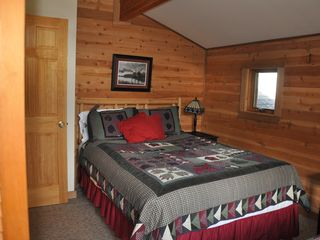 Lake Placid house photo - Bedroom 2