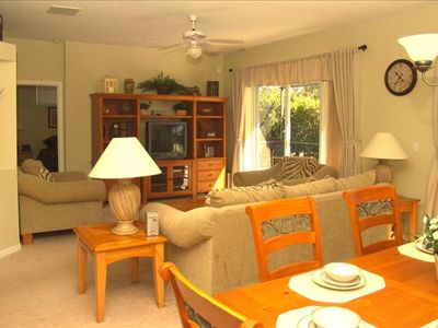 Come enjoy our Disney vacation rental home villa, you'll feel close to home!