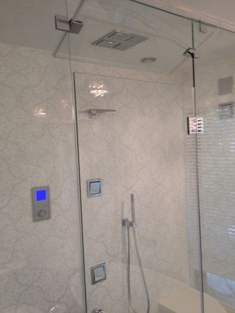 Kohler digital shower experience