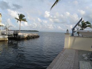 Key Largo house photo - Dock View