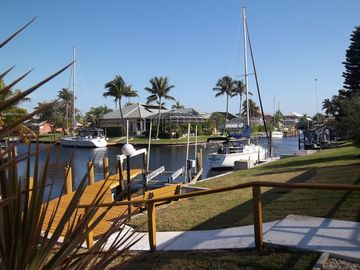Cape Coral house rental - PRIVATE DOCK