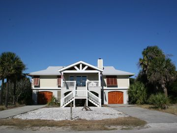 Fripp Island house rental - Front View
