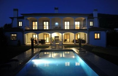 Magnificent New 6 bedroom luxury villa near to Vale Do Lobo and Quinta Do Lago