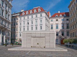 Innere Stadt apartment photo - Judenplatz, one of the most beautiful squares in Vienna