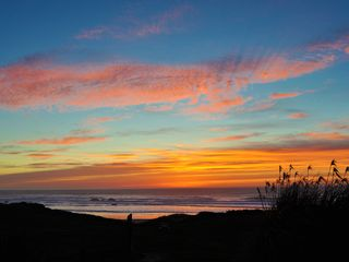 Bandon house photo - Mid-winter Sunset