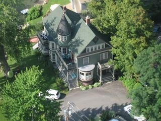 Wolfeboro house photo - Aerial View