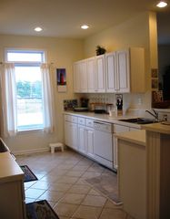 Fenwick Island townhome photo - Come on in to our bright, functional Kitchen for some nourishment