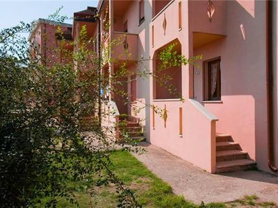 Apartment for 5 persons close to the beach in Rosolina