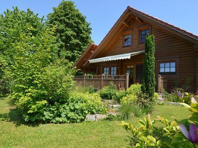 Exclusive detached holiday home for 2-7 persons with sauna