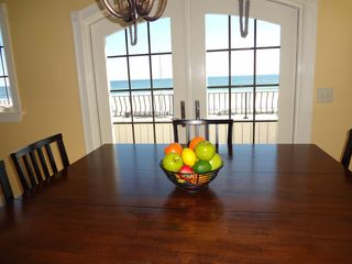 Hampton Beach condo photo - On the beach and a stunning view from every room