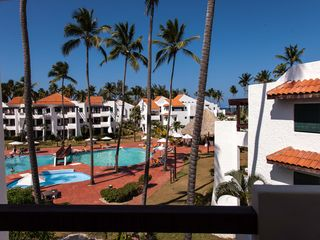 Punta Cana condo photo - View from Patio