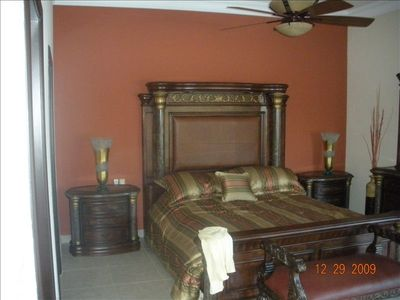 Mazatlan house rental - Master Bedroom