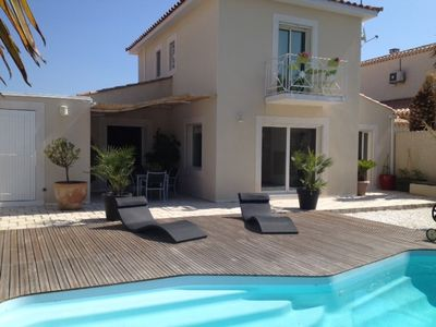 Narbonne, 10 minutes BEACH HOUSE OF HAVING GREAT BENEFITS