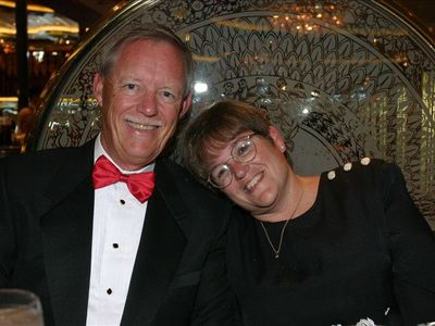 Your Friendly Owners - John and Deb Erwin