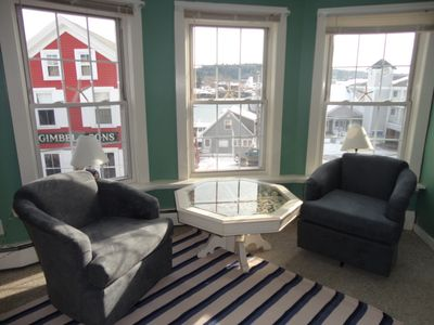 Boothbay Harbor apartment rental - .