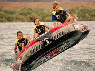 Fun at Lake Havasu - oh yeah!
