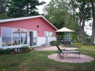 Oscoda house photo - Patio