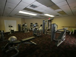 Delray Beach apartment photo - Fitness center.