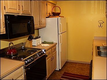 Beaver Creek condo rental - Kitchen