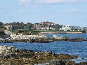 Newport house photo - The Cliff Walk offers breathtaking views on 3.5 miles of coastline.