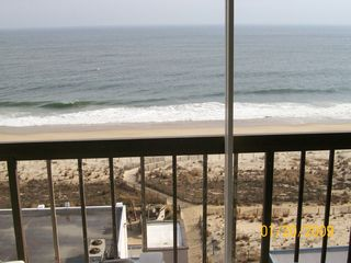 Vacation Homes in Ocean City condo photo - another photo of the beach from the balcony