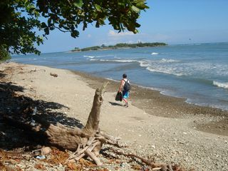 Montezuma house photo - Cabuya Beach with a view of Cabuya Island