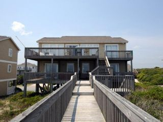 Surf City house photo - View of House From Beach