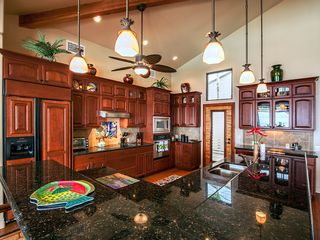 Kailua Kona house photo - The gourmet indoor kitchen! Epicurean delights start here.