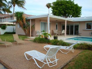 Fort Lauderdale house photo - Catch rays on the sundeck or relax in the lanai