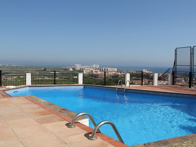 3 Bedroom Apartment With Pool, Close To Beach And Town- Stunning Sea Views