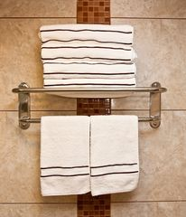 Lima apartment photo - Towels
