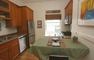 Kitchen with Wonderful Kitchenaid Appliances!