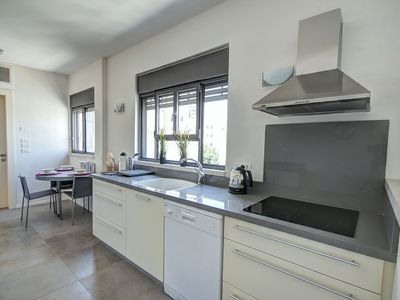 Tel Aviv apartment rental - .