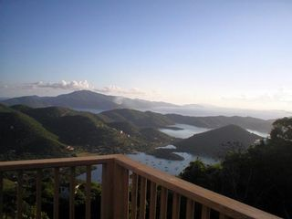 Coral Bay house photo - Incredible view from deck