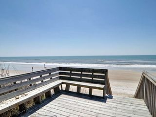 Surf City house photo - Beach Access