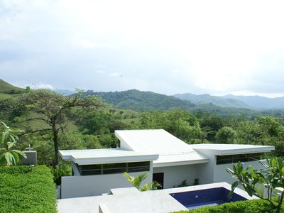 Nicoya house rental - The Guest House, which is for rent, is located just stepped from infinity pool.