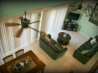 Indian Shores condo photo - Open Dining Room/Living Room