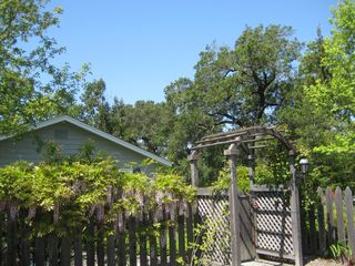 Healdsburg farmhouse photo - Country Home for up to 6 on same property - vrbo # 191680