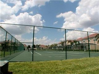 Tuscan Hills villa photo - Tennis Anyone? Tennis court less than 1 block from your villa ! Rackets supplied