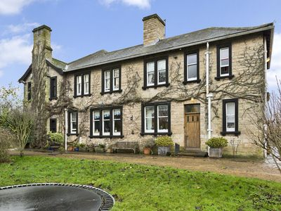 CUFFORTH HOUSE - in the heart of the Becca Estate