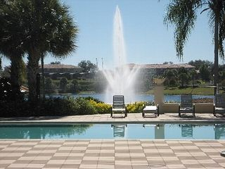 Encantada Resort townhome photo - A view of the catch and release fishing area and one of the Clubhouse pools