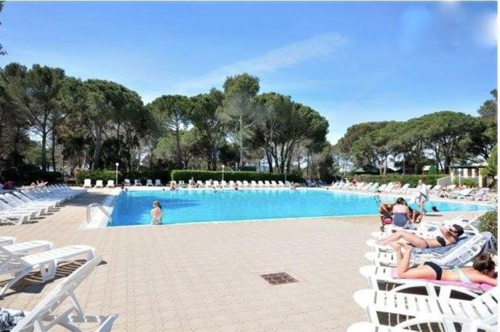 Accommodation near the beach, 28 square meters,