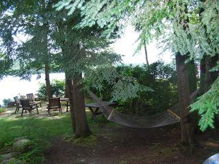 Norway cabin photo - Relax in the hammock