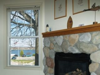 Onekama condo photo - Views of Portage Lake!
