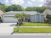 SPECIALS! 3B/2B Home in Upscale & Safe WESTCHASE area,15 mins to Busch G/Airpor