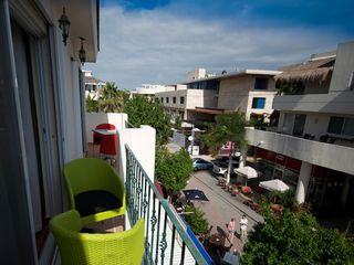 Playa del Carmen condo photo - perfect for people watching