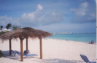 Grand Cayman condo photo - Beach cabanas await you