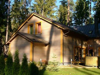 Forest Getaway 30km from Riga